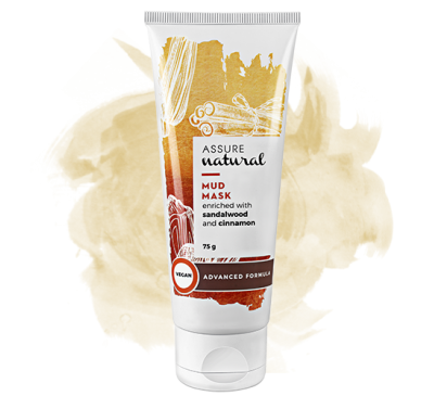 Assure Natural Mud Mask
