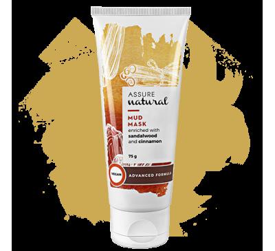 Assure Natural Mud Mask