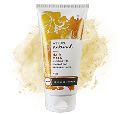 Assure Natural Hair Mask
