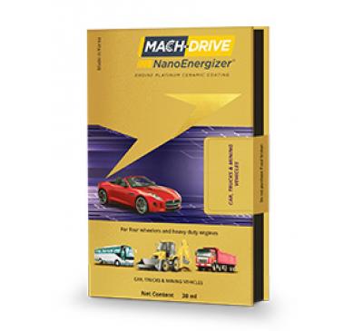 Mach-Drive NanoEnergizer (Four-Wheeler)