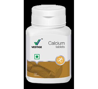 Vestige Calcium Tablets