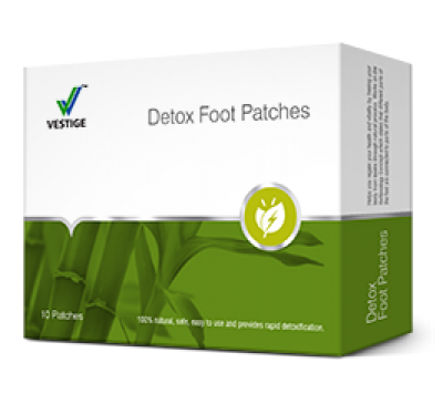 Vestige Detox Foot Patches