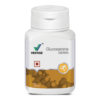 Vestige Glucosamine Tablets - 100 Tablets