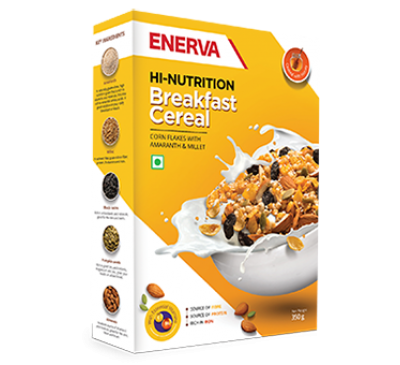 Enerva Breakfast Cereal