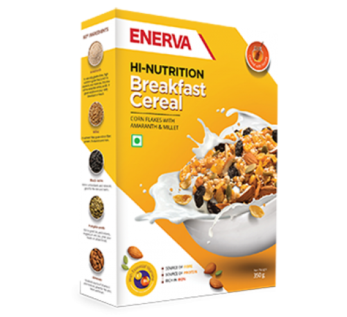 Vestige Enerva Breakfast Cereal