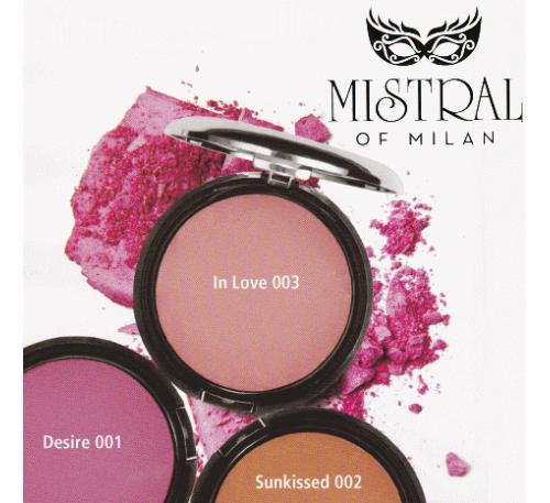Vestige Mistral of Milan Silk Glow Blush