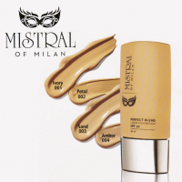 Mistral of Milan Perfect Blend Liquid Foundation