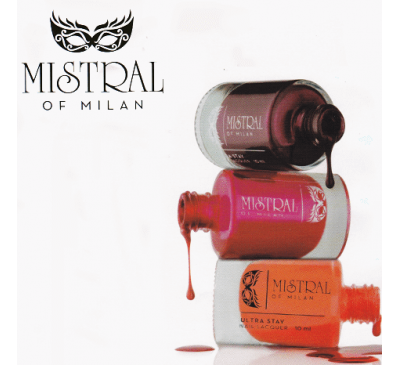 Vestige Mistral of Milan Ultra-Stay Nail Lacquer