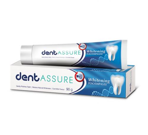DentASSURE Whitening Toothpaste