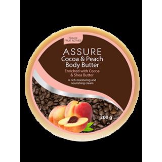 Vestige Assure Cocoa & Peach Body Butter