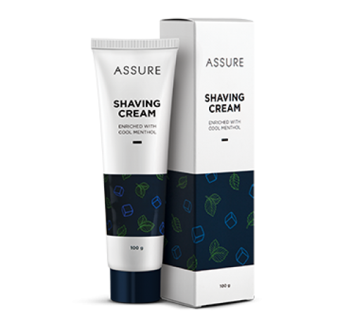 Vestige Assure Shaving Cream