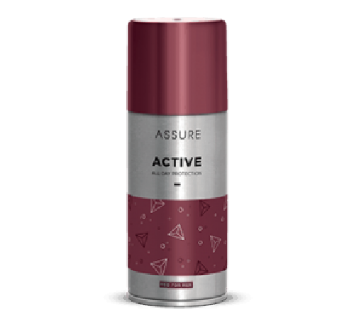 Assure Active Deo (Men's Deo)