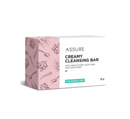 Assure Creamy Cleansing Bar