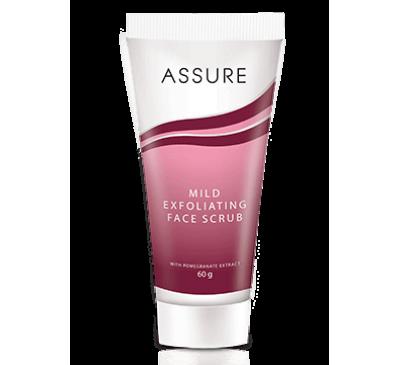Vestige Assure Mild Exfoliating Face Scrub