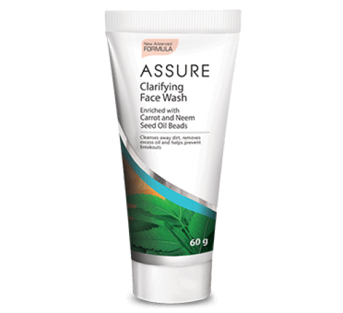 Assure Natural Pure (Face Wash)