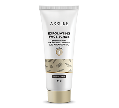 Assure Mild Exfoliating Face Scrub