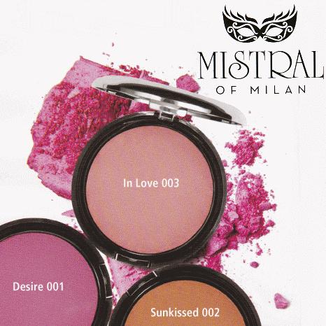 81acb773e Vestige Mistral of Milan Silk Glow Blush